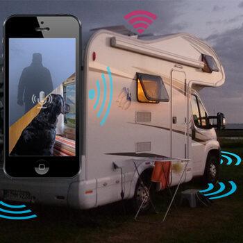 Mobile Videoüberwachung in Fahrzeugen
