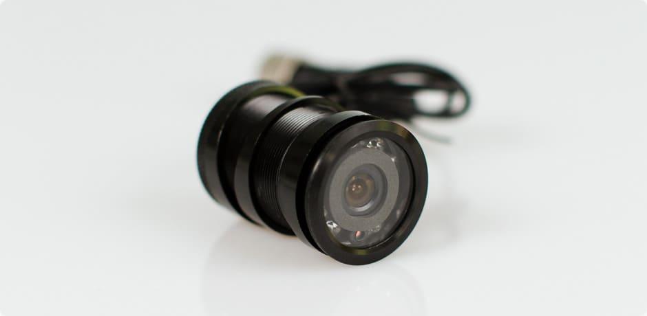 teVidi Überwachungskameras sind komplett für automotive Einsätze zertifiziert